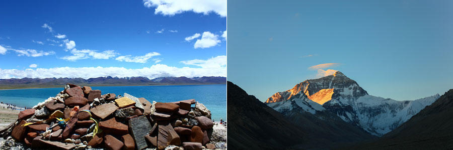 Lhasa Namtso Lake Trek with EBC